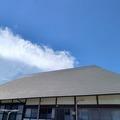 スマートな屋根になりました(*^^*)